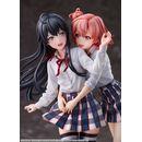 Figura Yui Yuigahama y Yukino Yukinoshita My Teen Romantic Comedy SNAFU Climax