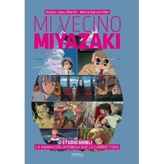 Mi Vecino Miyazaki Diabolo ediciones