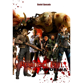 Resident Evil Pandemia Dolmen Editorial