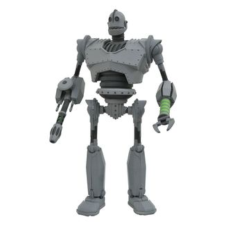 Figura Battle Mode Iron Giant El Gigante de Hierro Select