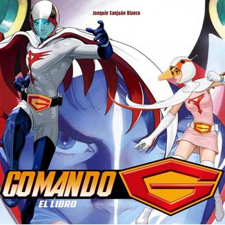 Comando G El Libro (Spanish)