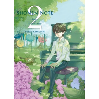 Shonen Note #02 (Spanish)