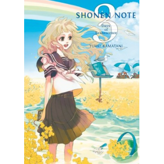 Shonen Note #03 (Spanish)