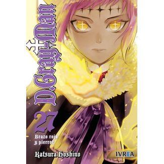 D.Gray-Man #2 Manga Oficial Ivrea (spanish)