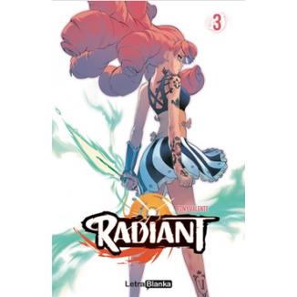 Radiant #03 Oficial Letra Blanka