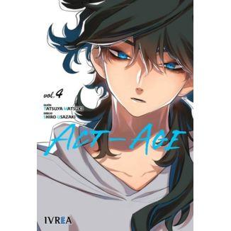 ACT-AGE #04 Manga Oficial Ivrea (spanish)