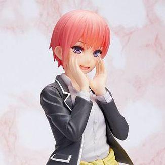 Figura Nakano Ichika Uniform The Quintessential Quintuplets