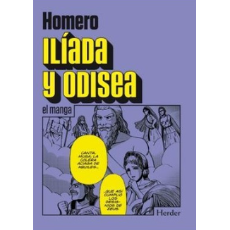 Ilíada y Odisea (Spanish)