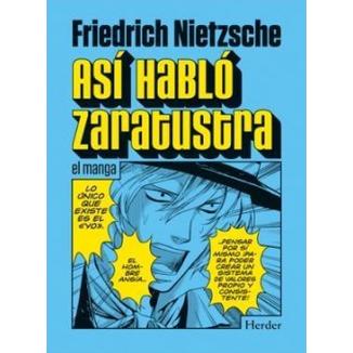 Así Habló Zaratustra (Spanish)