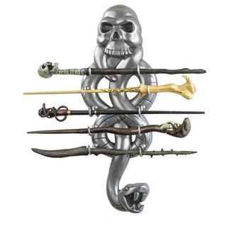 The The Death Eater's Collection Wand Set Harry Potter