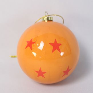 4 Star Dragon Ball Christmas Ornament Dragon Ball