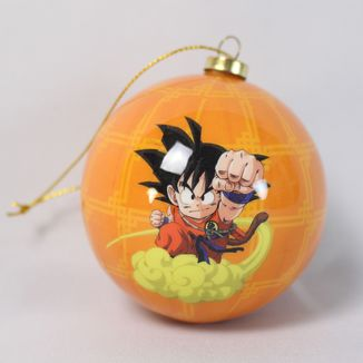 Goku Kid & Kinton Christmas Ornament Dragon Ball