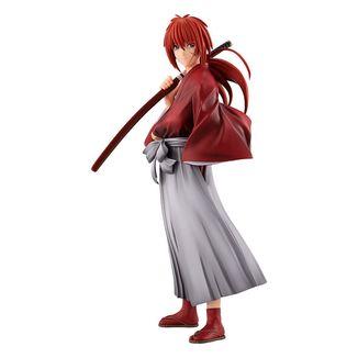 Kenshin Himura Figure Rurouni Kenshin Pop Up Parade