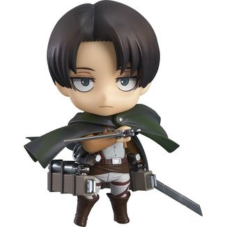 Levi Nendoroid 390 Attack on Titan