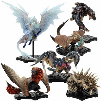 Figura Aleatoria Monster Hunter Capcom Figure Builder Standard Model Plus Vol. 14