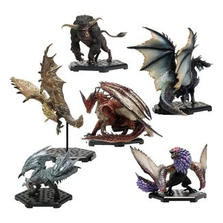 Monster Hunter Random Figure Capcom Figure Builder Standard Model Plus Vol. 18