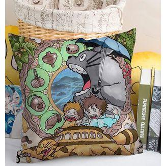 Cojín Mi Vecino Totoro Art Deco
