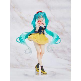 Figura Hatsune Miku Wonderland Snow White Vocaloid