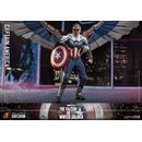 Figura Capitan America The Falcon and The Winter Soldier Marvel Comics Hot Toys