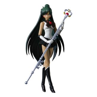 SH Figuarts Sailor Pluton Animation Color Edition Sailor Moon