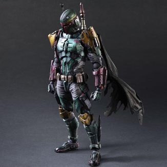 Play Arts Kai Boba Fett Star Wars