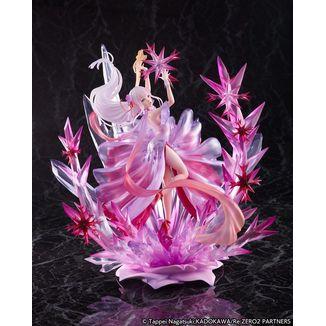 Figura Emilia Crystal Dress Ver Re Zero