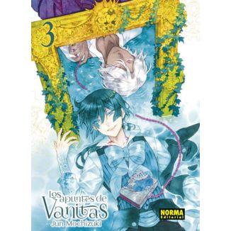 Los Apuntes De Vanitas #03 Manga Oficial Norma Editorial (spanish)