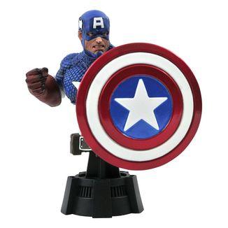 Captain America Bust Marvel Comics