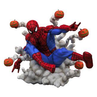 Figura Spider-Man Pumpkin Bombs Marvel Comic Gallery