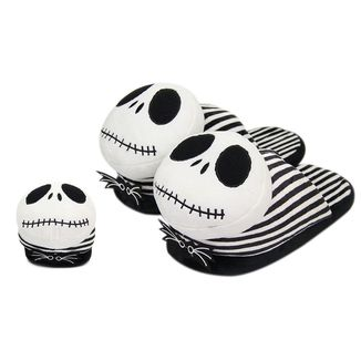 Jack Slippers #3 Nightmare Before Christmas