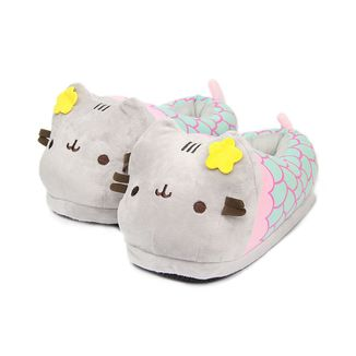 Mermaid Pusheen Slippers