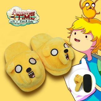 Slippers Adventure Time - Jake #02