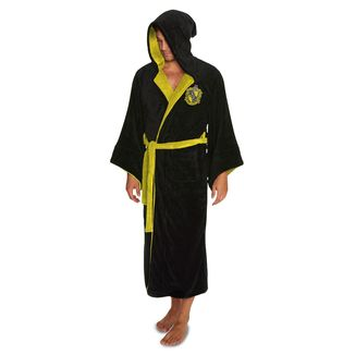 Hufflepuff Bathrobe Harry Potter