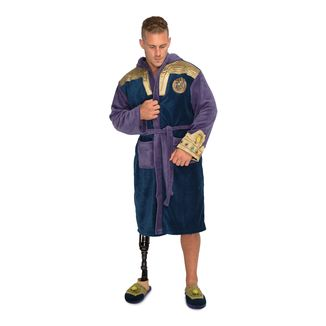 Thanos Gauntlet Bathrobe Marvel Comics