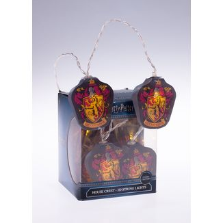 Luces Gryffindor Harry Potter Mixed 2D String Lights