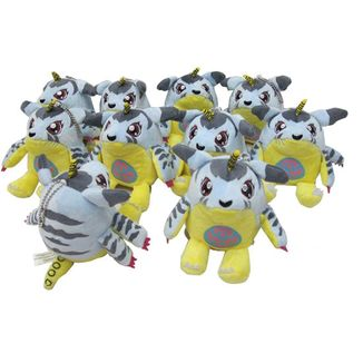 Plush doll Gabumon Digimon