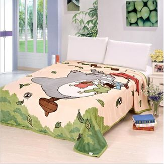 Totoro Blanket - Koma