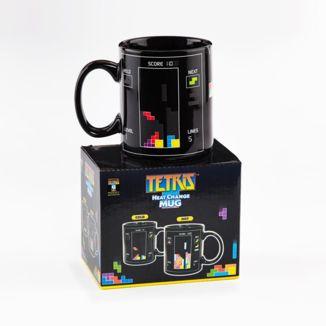 Taza Térmica Tetris Nintendo