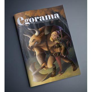 Egorama #02 Revista De Cómics
