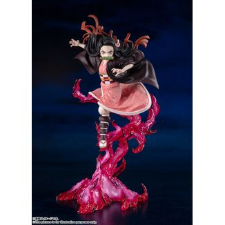 Nezuko Kamado Blood Demon Art Figuarts Zero Kimetsu no Yaiba