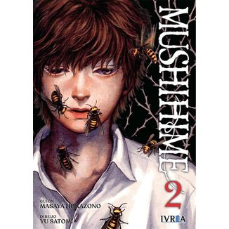Mushihime #02 Manga Oficial Ivrea