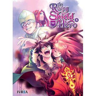 The Rising Of The Shield Hero #08 Manga Oficial Ivrea