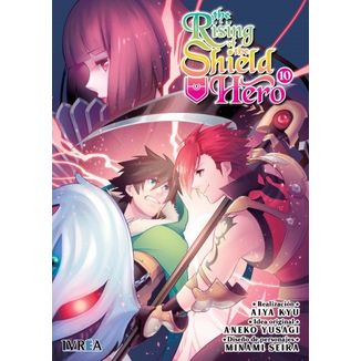 The Rising Of The Shield Hero #10 Manga Oficial Ivrea (spanish)