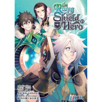 The Rising Of The Shield Hero #15 Manga Oficial Ivrea