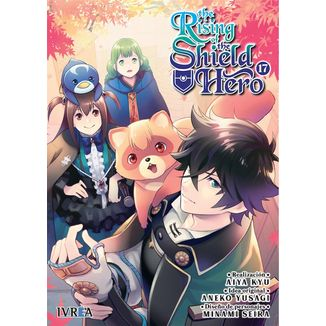 The Rising Of The Shield Hero 17 Manga Oficial Ivrea