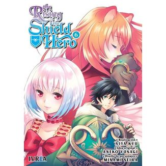 The Rising Of The Shield Hero #06 Manga Oficial Ivrea (spanish)