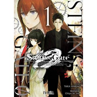Steins;Gate Zero #01 Manga Oficial Ivrea (spanish)