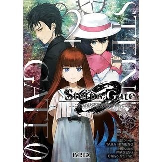 Steins;Gate Zero #02 Manga Oficial Ivrea