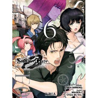 Steins;Gate Zero #06 Manga Oficial Ivrea (spanish)