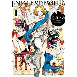 Endevi #01 Manga Oficial Milky Way Ediciones